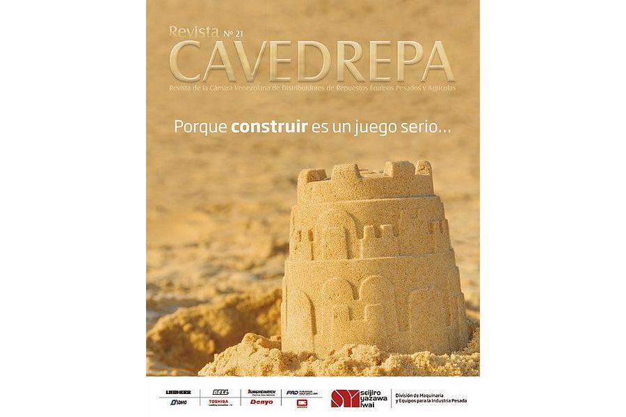 Lee más sobre el artículo Revista CAVEDREPA Nº 21 – 6to. Aniversario