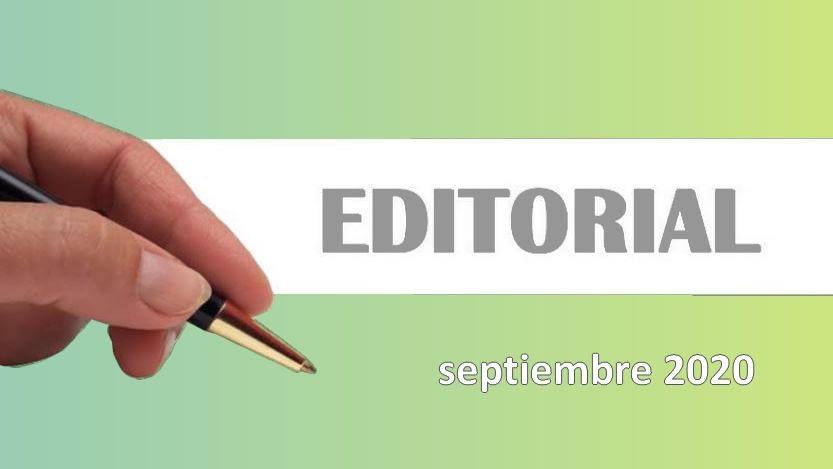 Lee más sobre el artículo Editorial Cavedrepa 1ra. quincena septiembre 2020