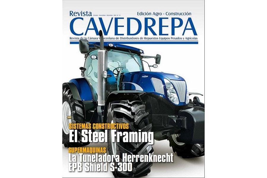 Lee más sobre el artículo Revista CAVEDREPA N° 18