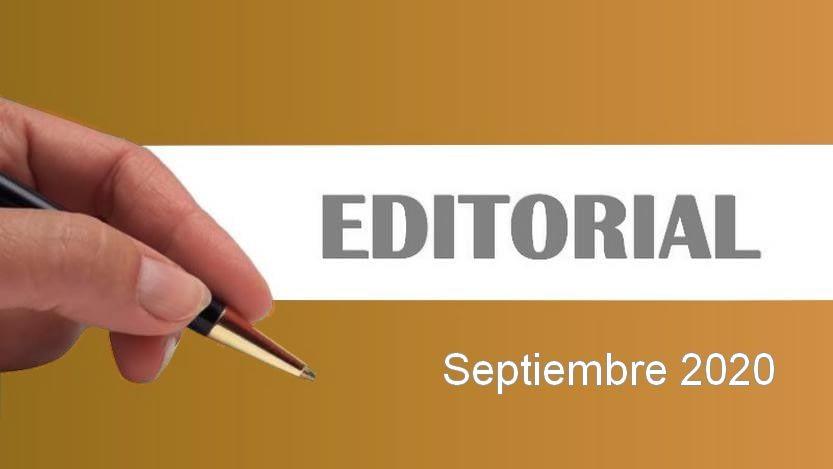 En este momento estás viendo Editorial Cavedrepa 2da. quincena Septiembre 2020