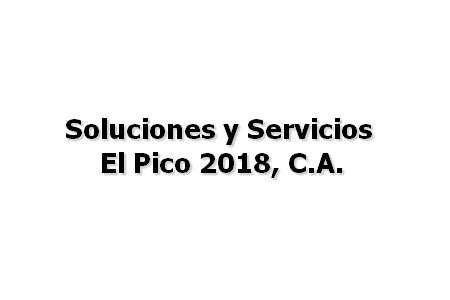 Soluciones y Servicios El Pico 2018 C.A,