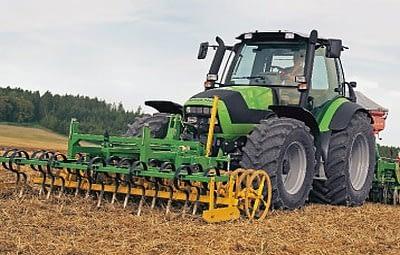 Oferta de maquinarias agrícolas bajaría en el 2014