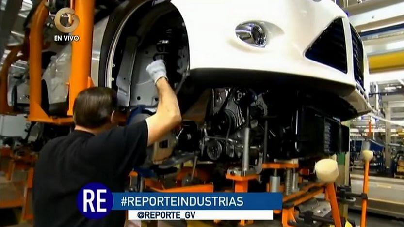 Entrevista en el Noticiero Televen – Reporte Estelar 03/11/2017